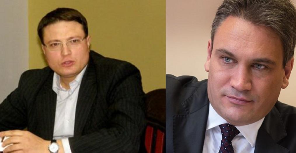 Пламен Георгиев и Николай Николов