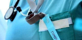 лекари, протест