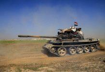 танк, Сирия