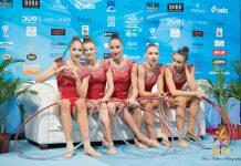 ансамбъл по художествена гимнастика