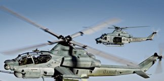 турски боен хеликоптер