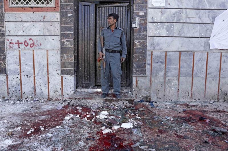 Кабул, атентат