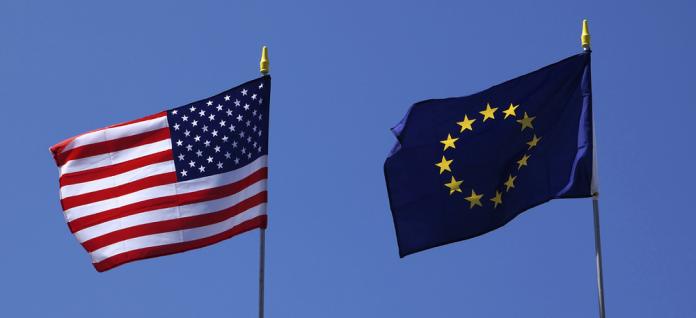 САЩ, ЕС