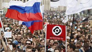 протест, Русия, интернет