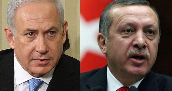 Израелският премиер Бенямин Нетоняху заяви днес, че Турция при управлението на президента Реджеп Тайип Ердоган се превръща в