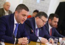 Владислав Горанов и Сотир Цацаров