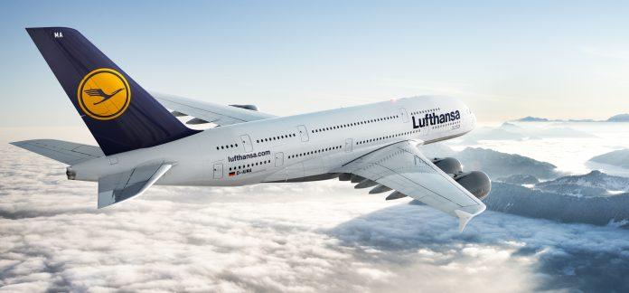 Луфтханза, самолет