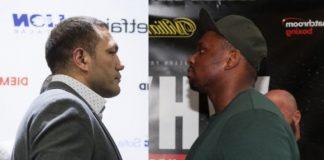 Британският боксьор в тежка категрия Дилиън Уайт упражнява натиск върху Кубрат Пулев, за да постигне споразумение за мач меж