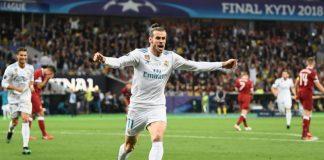 Реал (Мадрид) победи Ливърпул с 3:1 в битката за трофея в Шампионската лига и спечели рекорден 13-и трофей, трети поред и четвърти в последните пет години.