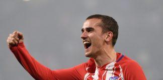 Звездата на Атлетико Мадрид Антоан Гризман отново бе героят за своя тим при успеха с 3:0 на финала в Лига Европа срещу Олимпик Марсилия. Французинът нан