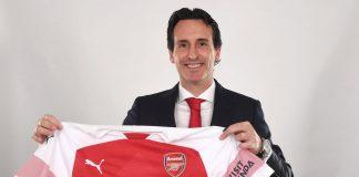 Новият мениджър на Арсенал Унай Емери, който днес бе назначен официално на мястото на Арсен Венгер, разкри амбициозните си цели на