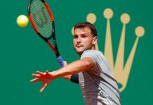 Григор Димитров загуби една позиция в световната ранглиста на АТР и вече е пети.Българинът бе изпреварен от полуфиналиста в Рим - Марин Чилич, който има 4950 точки. Димитров пък е с 4870.