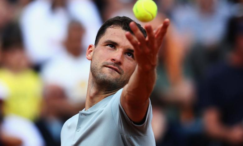 Най-добрият български тенисист Григор Димитров, който днес навърши 27 години, не можа да преодолее бившия №4 в света Кей Нишикори във втория кръг на турнира от