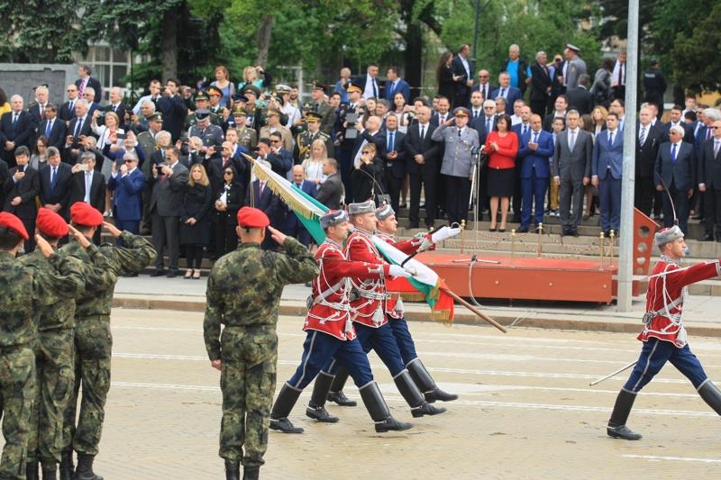 военен парад 6 май