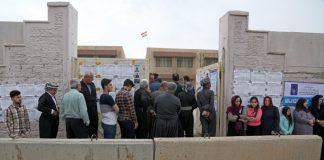 избори, Ирак