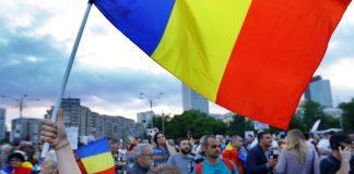 Румъния, протест, правителство, оставка