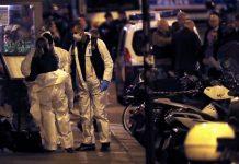 терористично нападение, Париж, полиция