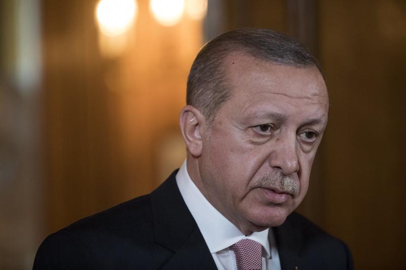Реджеп Ердоган, Турция