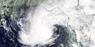 """Тропическата буря """"Алберто"""""""