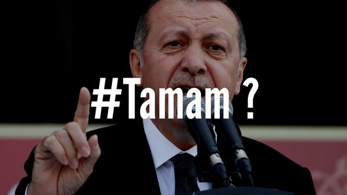 Ердоган е проблем за Турция