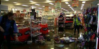 Австралия наводнение