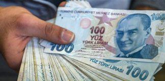 турската лира