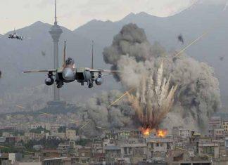 Израел, ракетни удари
