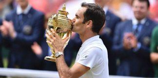 """Носителят на рекордните 20 титли от """"Големия шлем"""" Роджър Федерер се завръща днес в ATP тура след близо тримесечно отсъствие. 36-годишният шв"""