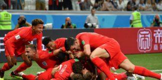 """Тунис загуби драматично от Англия с 1:2 на """"Волгоград Арена"""" във Волгоград. Това бе първи мач и за двата тима от група """"G"""" на световното пъ"""