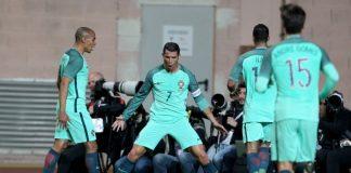 Капитанът и лидер на Португалия Кристиано Роналдо призна, че той и съотборниците му не са фаворити на Световното първенство, което започва в Русия на 14 юни.
