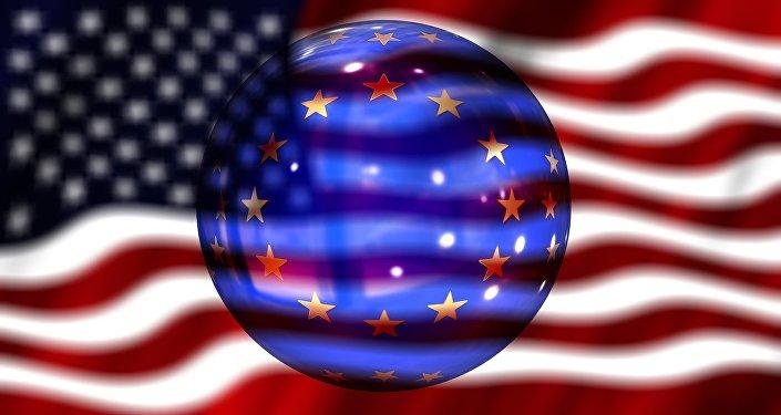 САЩ, ЕС, търговска война