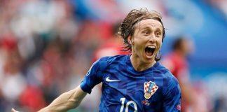 Полузащитникът на Реал Мадрид и националния отбор на Хърватия Лука Модрич призна, че миналият сезон е бил един от на