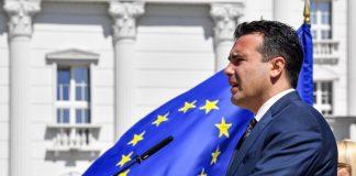 Гърция, Македония, ЕС