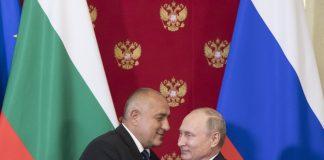 Бойко Борисов, Владимир Путин
