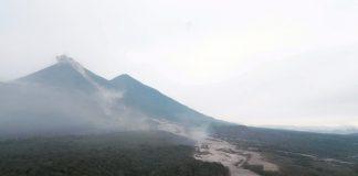 вулкан, Фуего, Гватемала