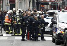 Париж, заложническа криза