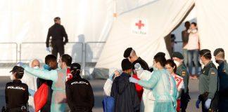 Испания, мигранти