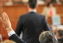 Народно събрание, извънредно заседание