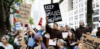 САЩ, имиграция