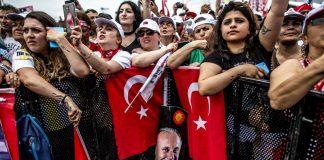 Турция, убежище