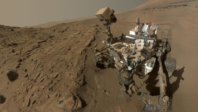 Марсоход, Марс, НАСА