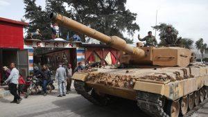 Afrin_turkish tank