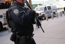 полиция, САЩ