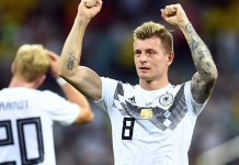 Soccer: World Cup-Germany vs Sweden
