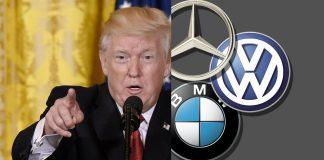 Trump_german cars