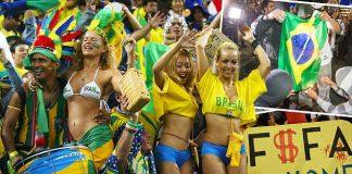 Световното по футбол