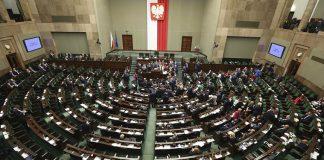 Полша, парламент