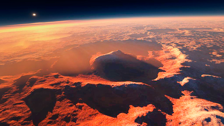 годината на Марс