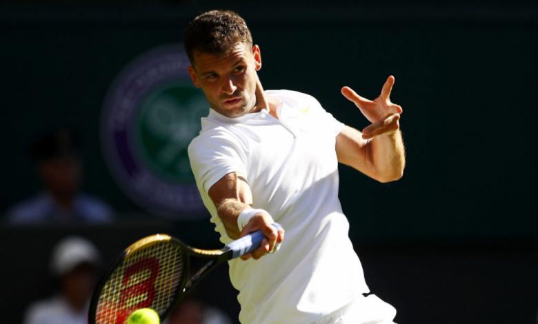 """Най-добрият български тенисист Григор Димитров призна, че е шокиран от ранното си отпадане от """"Уимбълдън"""" още след първия кръг на турнира"""