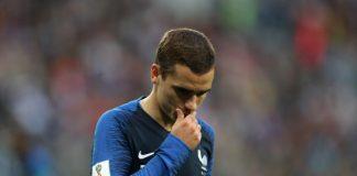 """Звездата на френския национален отбор Антоан Гризман отклони всякакви въпроси за това дали се чувства фаворит за """"Златната топка""""."""